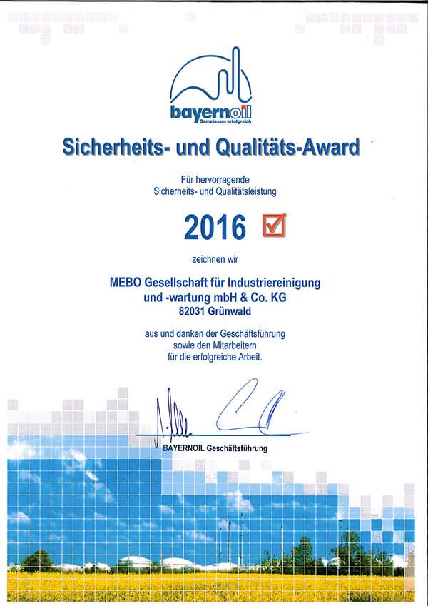 Bayernoil-sicherheitsaward-2016